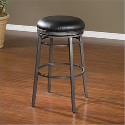 American Heritage Silvano Bar Stool in Flint - 26 Inch