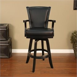 American Heritage Billiards Auburn Bar Stool