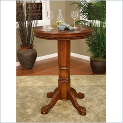 American Heritage Billiards Larosa Pub Table in Suede