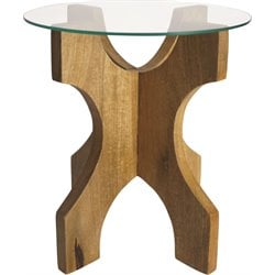 Renwil Malpas Accent Table in Natural