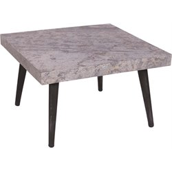 Renwil Salem Coffee Table in Gray
