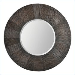 Renwil Delevan Mirror in Brown