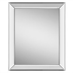 Renwil London Mirror in Silver