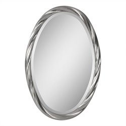 Renwil Wiltshire Mirror in Silver