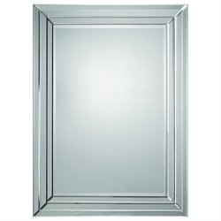 Renwil Bryse Mirror in Step Pattern Frame