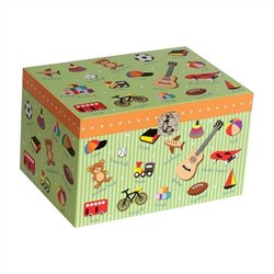 Mele Playtime Boy's Treasure Box