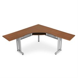 OFM RiZe L Shaped Workstation