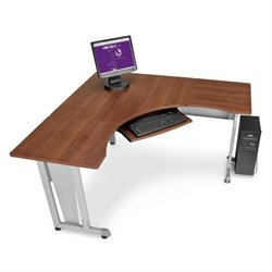 RiZe L Shaped Workstation 55196