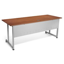 Modular Computer Desk in Cherry