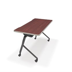 Mesa Folding Table in Cherry