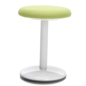 OFM Orbit Fabric Active Stool in Green