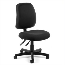 OFM Posture Task Chair in Black