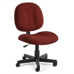 OFM SuperOffice Chair in Wine