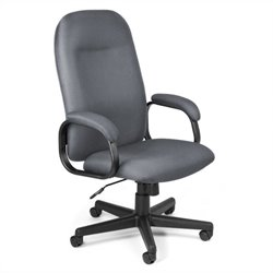 OFM Hi-Back Executive Office Chair Gray