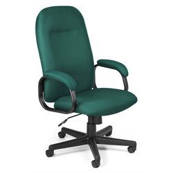 OFM Hi-Back Executive Office Chair in Teal