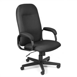 OFM Hi-Back Executive Office Chair in Black