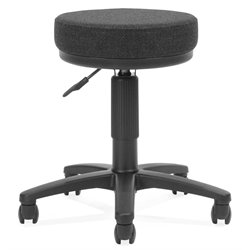 OFM Utility Stool in Black