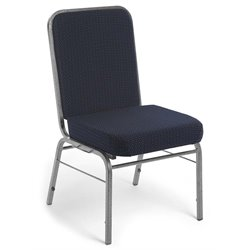 OFM Comfort Class Stack Chair in Navy