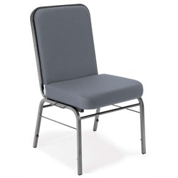 OFM Comfort Class Stack Chair in Gray