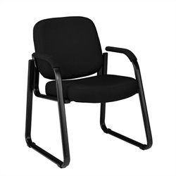 OFM Guest Chair in Black