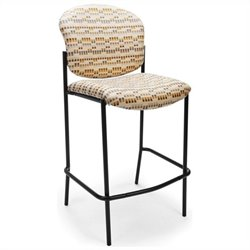 OFM Cafe Height Chair in Farina