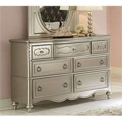Samuel Lawrence Sterling 7 Drawer Dresser-HH