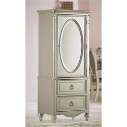 Samuel Lawrence Sterling 2 Drawer Wardrobe