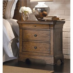 Samuel Lawrence American Attitude 3 Drawer Nightstand