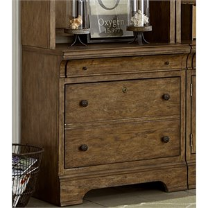 Samuel Lawrence American Attitude Single Drawer File Cabinet