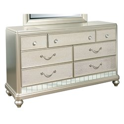 Samuel Lawrence Li'l Diva 7 Drawer Dresser