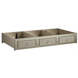 Samuel Lawrence Li'l Diva Trundle Underbed Storage in Silver