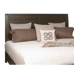 Samuel Lawrence Ruff Hewn Headboard in Brown