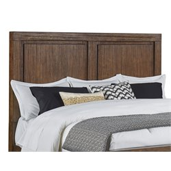 Samuel Lawrence Henna Panel Headboard in Brown