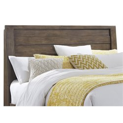 Samuel Lawrence Hops Panel Headboard in Brown