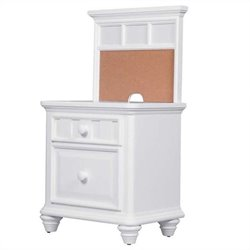 Samuel Lawrence Furniture SummerTime Nightstand in White