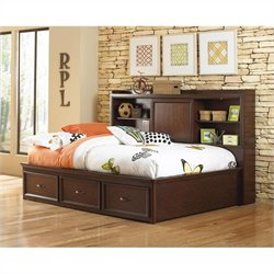 Samuel Lawrence Furniture Expedition Lounge Bed in Cherry