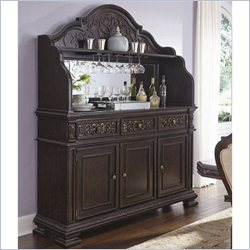 Samuel Lawrence Furniture Monarch Server in Black