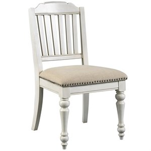 Samuel Lawrence Madison Chair in White