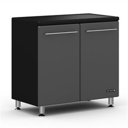 Ulti-MATE 2-Door Base Garage Cabinet