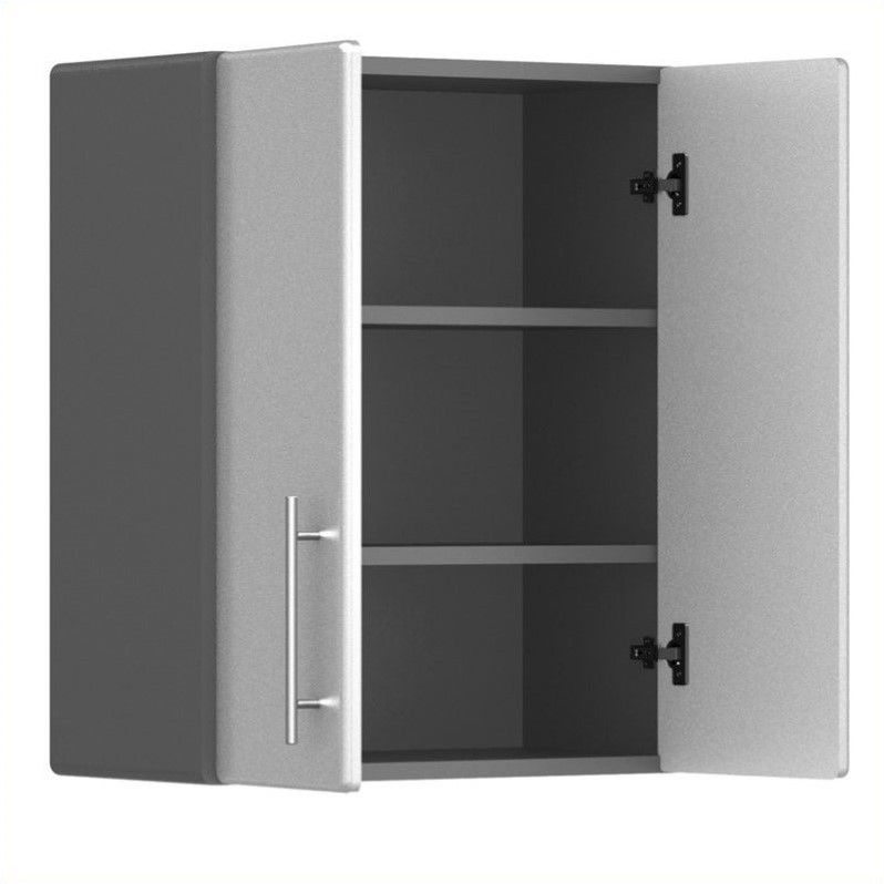 Ulti-MATE Storage 2-Door Wall Cabinet in Starfire White