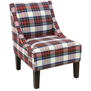 Skyline Furniture Accent Chair In Stewart Dress Multi