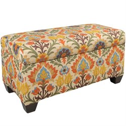 Skyline Furniture Storage Bench-SN
