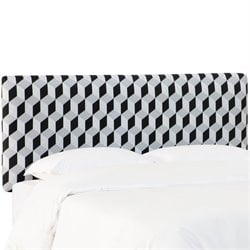 Skyline Furniture Upholstered Panel Headboard-UC