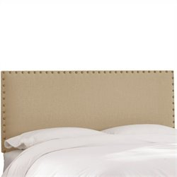 Skyline Furniture Headboard in Sandstone - Twin