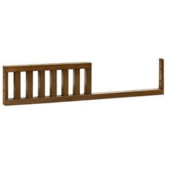Ubabub Toddler Bed Conversion Kit in Walnut