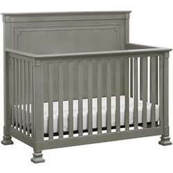 Franklin & Ben Nelson 4 in 1 Convertible Crib in Washed Gray
