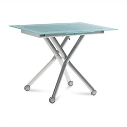Domitalia Esprit-V Extensible Rectangular Folding Dining Table