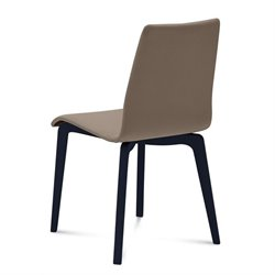 Domitalia Jude Dining Chair in Skill Taupe
