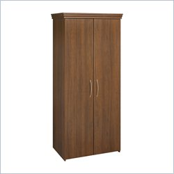 Black and Decker Wardrobe in Torino Walnut Laminate