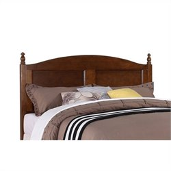 Homestar Renovations by Thomsville Queen Headboard in Chestnut